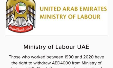 No, you won't get Dh4,000 for working between 1990 and 2020 in the UAE